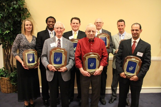 Eight inducted into SAU Sports Hall of Fame
