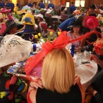 2012 attendees, Derby Day theme