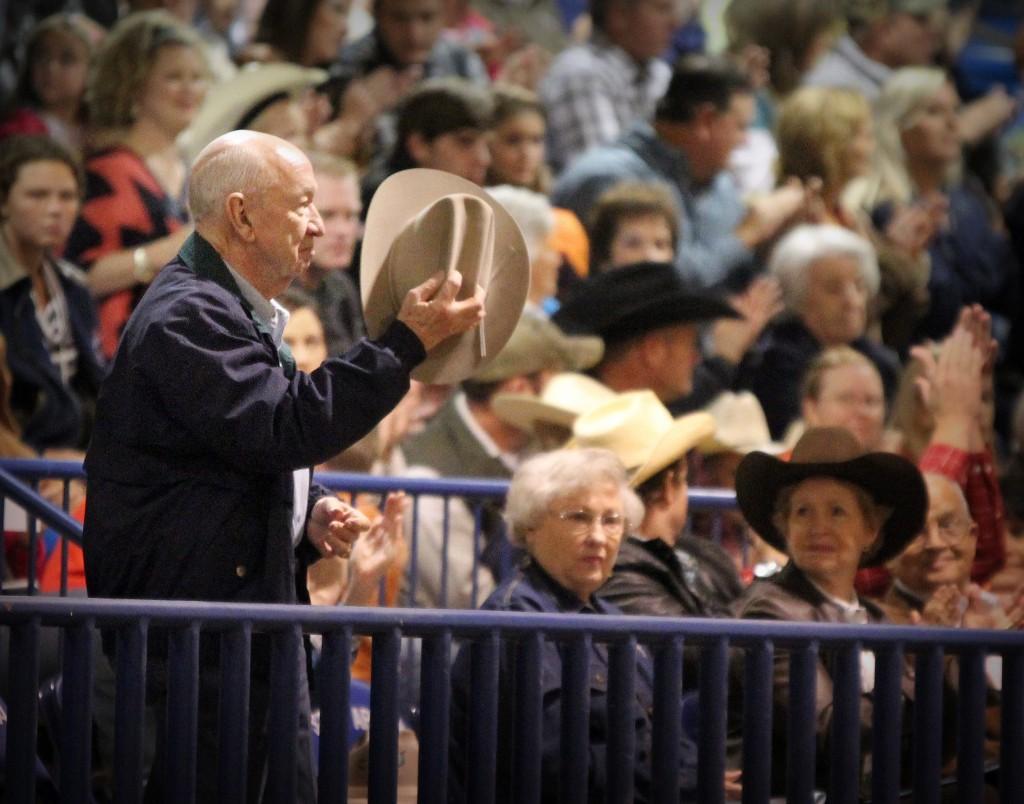 William Stringfellow at Story Arena Grand Opening