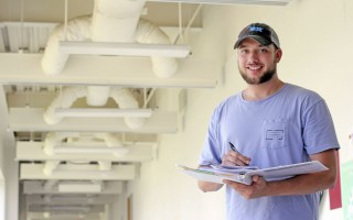 Engineering interns improve energy efficiency at Arkansas universities