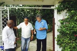 Kardas lays foundation for Cuban exchange program