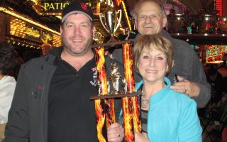 Muleriders strike it rich in Las Vegas with Arkansas BBQ
