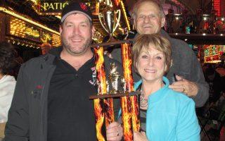 Muleriders strike it rich in Las Vegas with Arkansas BBQ