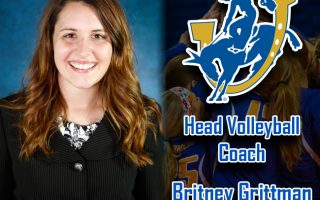 SAU Athletics announces the promotion of Britney Grittman to the role of Head Volleyball Coach