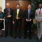The SAU Alumni Association's Dinner of Distinction, 2016