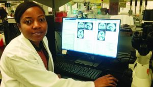 SAU alum takes on Alzheimer's research