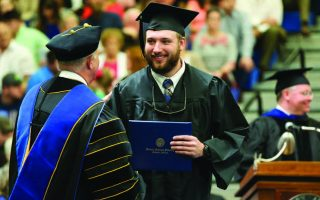 SAU ranked nationally for best economic mobility