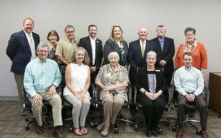Sronce first recipient of Peoples Bank Endowed Dean's Chair at SAU