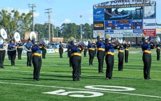 SAU Band grows along with University