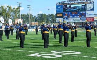 SAU Band grows along with University
