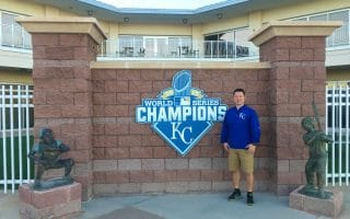 SAU athletic trainer hired by Big League franchise